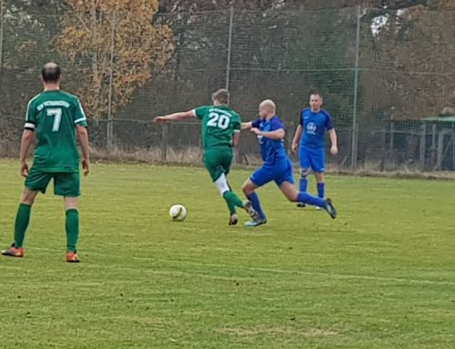 21.12.2018 – Rückblick Hinrunde DSV I