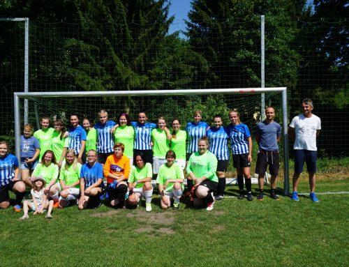 29.09.2019 – Das Fußball-Fieber der Frauen mit sympathischem Anstrich