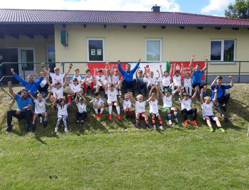 10.07.2020 – Sparkassen Fairplay Fußball Camp beim DSV